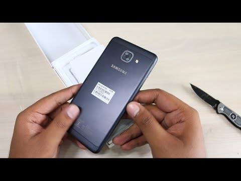 sports shoes 613df 1c5e5 Samsung Galaxy J7 Max Unboxing, hands on, Camera, Features