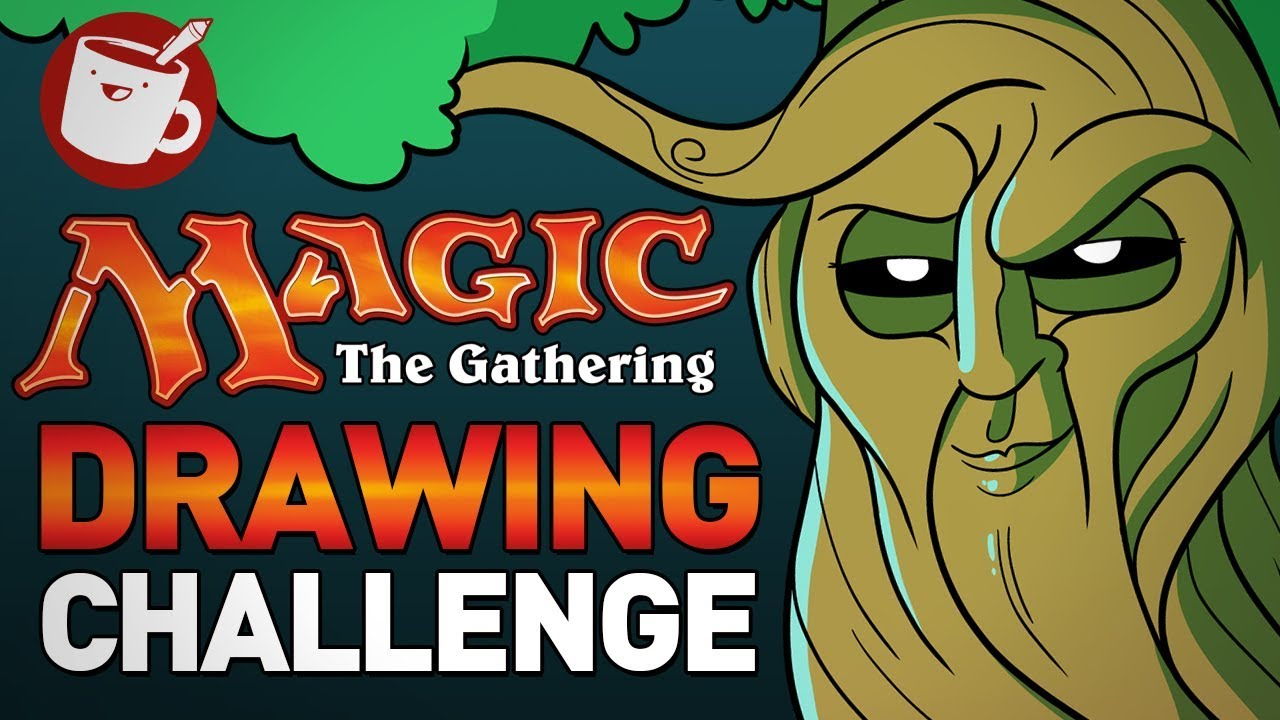 magic-the-gathering-drawing-challenge