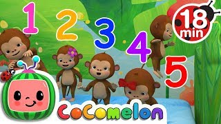 Numbers Song & Counting | CoComelon Nursery Rhymes & Kids Songs