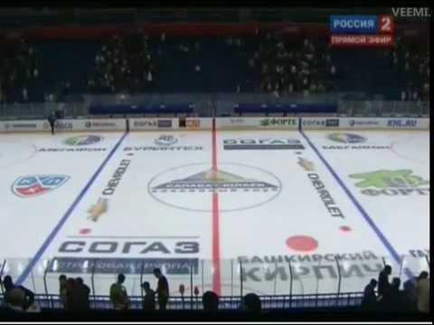 «Салават Юлаев» выиграл первый домашний матч плей-офф КХЛ