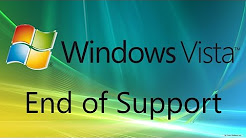 Windows Vista Support Has Ended: What Should You Do?