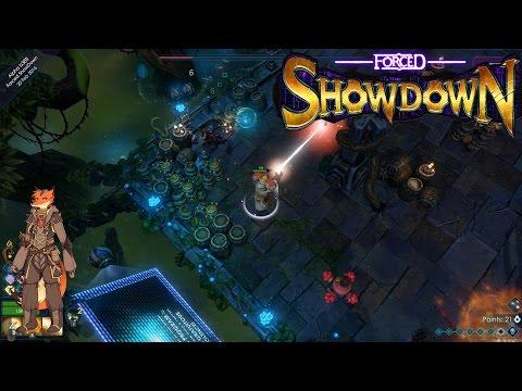 Forced Showdown - On combat en arène dans ce RPG/Stratégie || P&G [FR]