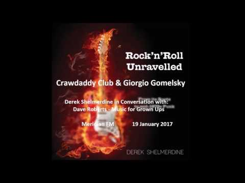 Giorgio Gomelsky and the Crawdaddy Club