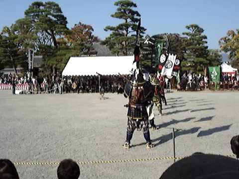 愛知県古銃研究会・鉄砲隊 2