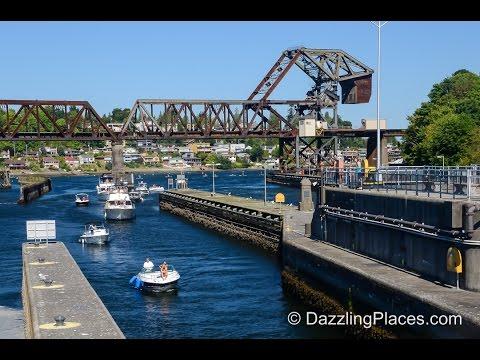 Exploring Seattle's Popular Ballard Locks