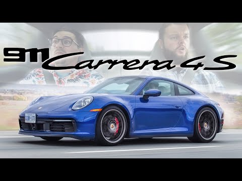 2020 Porsche 911 Carrera 4S Review – The ALL NEW 992