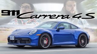 2020 Porsche 911 Carrera 4S Review - The ALL NEW 992