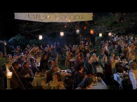 Le Seigneur Des Anneaux 1 - L'Anniversaire De Bilbon (Scène Mythique) streaming vf