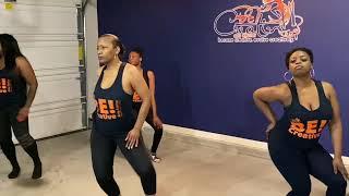 """Burn Slow"" Sensual Dance (Ro James) |Torion Harden Choreography | BCAC ""You Go Girl!"" Dance Session"