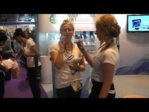 Vapourlites E - CIGS @ Pharmacy Event 2014