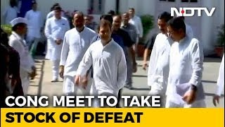 Rahul Gandhi's Offer to Resign Rejected, He Is Praised: Sources