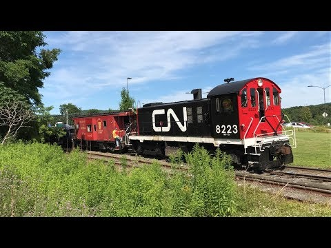 Cooperstown and Charlotte Valley Railroad Railfan Day 2017 Part 2