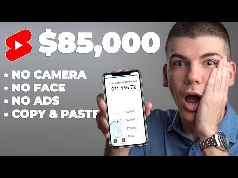 Make Money Using YouTube Shorts (NO CAMERA - NO ADSENSE) | Investor