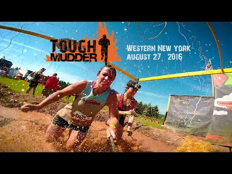 Tough Mudder WNY 2016