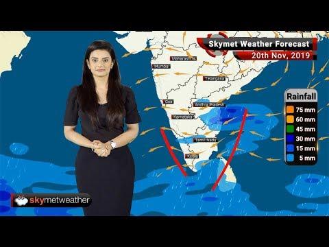 Weather Forecast Nov 20: Northeast Monsoon Active, Good Rain In Parts Of TN, Kerala