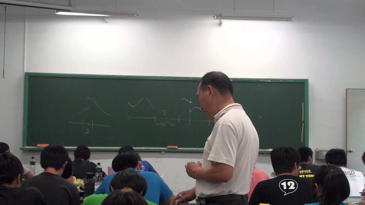 數學新世界--CA--拓樸學 20140930 PART1 - YouTube