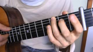 Cours de guitare - Leonard COHEN - The Partisan