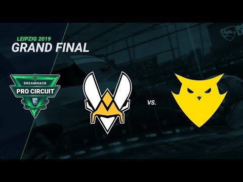 Vitality vs Dignitas - Grandfinal - DreamHack Pro Circuit Leipzig 2019