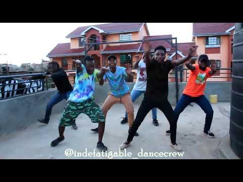 Luku Luku ft Kristoff Official Dance Video(Indefatigable dance crew)