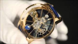 Jacob & Co  Astronomia Tourbillon Tutorial