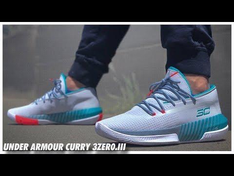 Under Armour Curry 3Zero.3 - YouTube