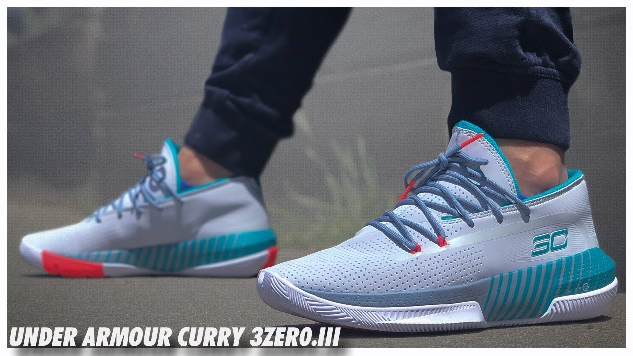 new style f57aa 831bc Under Armour Curry 3Zero.3 | Detailed Look and Review ...
