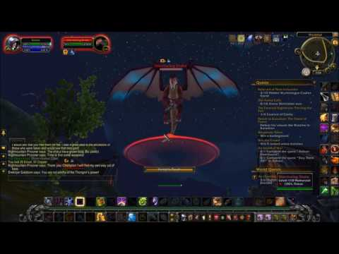 An Overdue Debt World Quest Stormheim World Of Warcraft