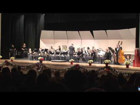 Jensen Beach High School Band - Holiday Concert 2016 #2