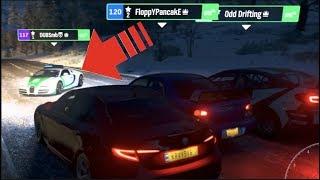 Forza Horizon 4 ONLINE - Dubai Police Stopped Us Street Racing!! | SLAPTrain