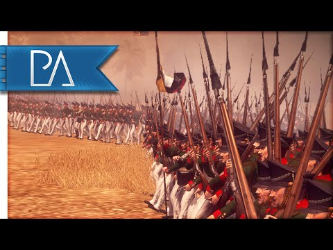 HOLD THE LINE - Napoleon Total War Gameplay