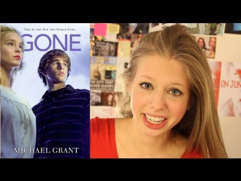 GONE BY MICHAEL GRANT: Booktalk With XTINEMAY
