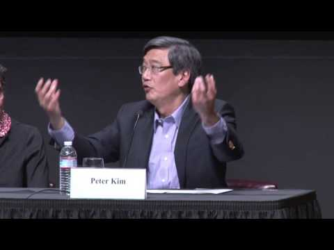 Peter S. Kim - Replenishing the Innovation Pipeline: The Role of University Research