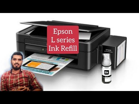 how-to-refill-ink-in-epson-l-series-(l210/l220/l360/l380/l362/l380/l405)