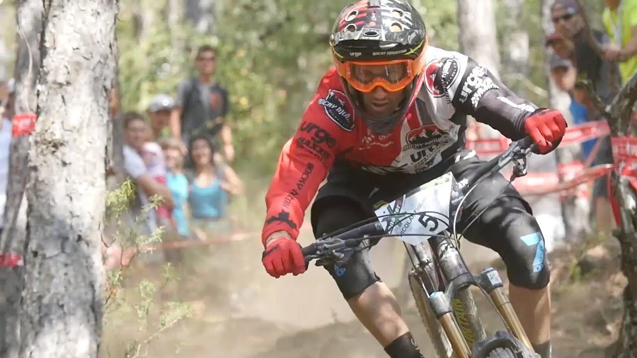 fcc8c9d379b Rally Team Raw: Florian Nicolai. Rocky Mountain Bicycles