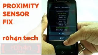 Blank screen during call 100% fixed | Disable proximity sensor