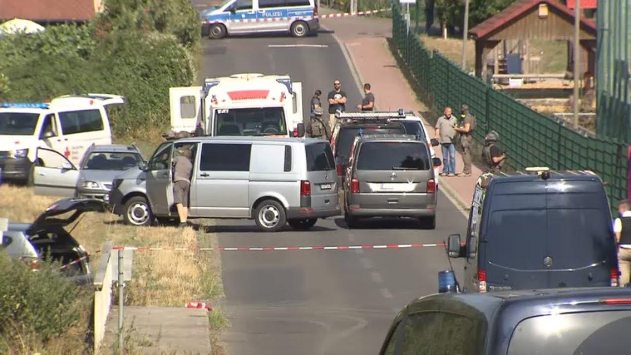 Anschlag Hessen