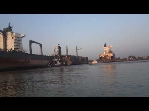 Welcome to Chittagong Ship Breaking Yards area