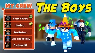 Jailbreak New CREWS! Crew Robbery for .. (Roblox Jailbreak)