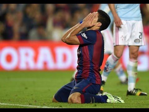 Barcelona vs Celta Vigo [0-1] - ALL MISSED CHANCES