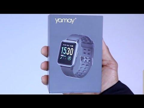 ✅ Yamay Smartwatch Fitness Tracker Review | Budget-Friendly Smart Watch
