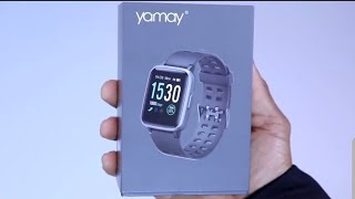 Yamay Smartwatch Fitness Tracker Review | Budget-Friendly Smart Watch