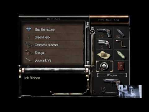 Resident Evil PS1 classic remake
