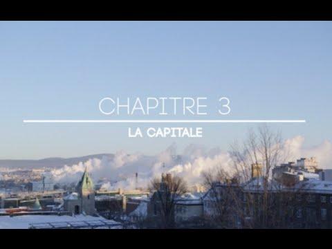 8 Chapitres: Émission télé de snowboard à Stoneham, Quebec