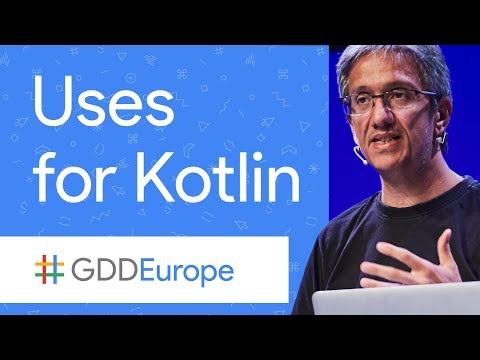 What can Kotlin do for me? (GDD Europe