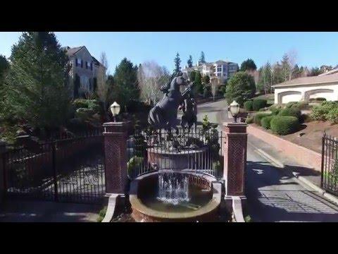 Captivating Estate in West Linn   Oregon luxury homes