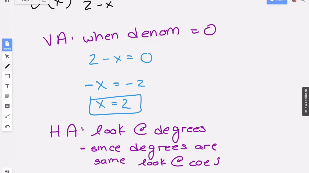 Find the equations of both vertical and horizontal asymptotes find vertical and horizontal asymptotes 2 you ccuart Image collections
