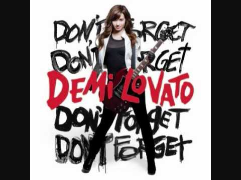 Demi Lovato - Gonna Get Caught (Don't Forget Official Soundtrack)