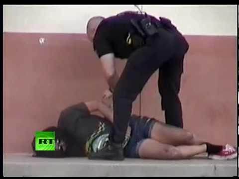 Police brutality in Arizona