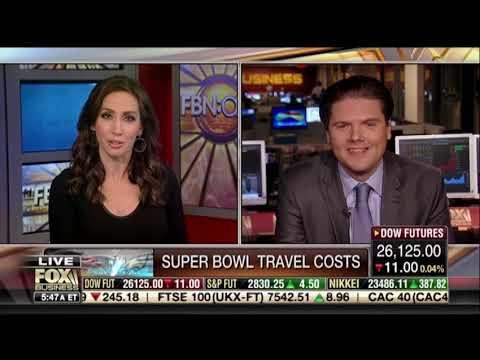 Fox Business News - Super Bowl Hotel Rates