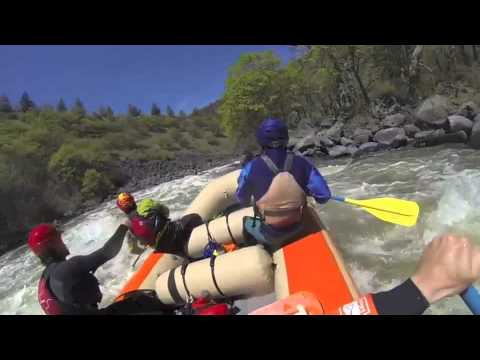 Upper Klamath White Water